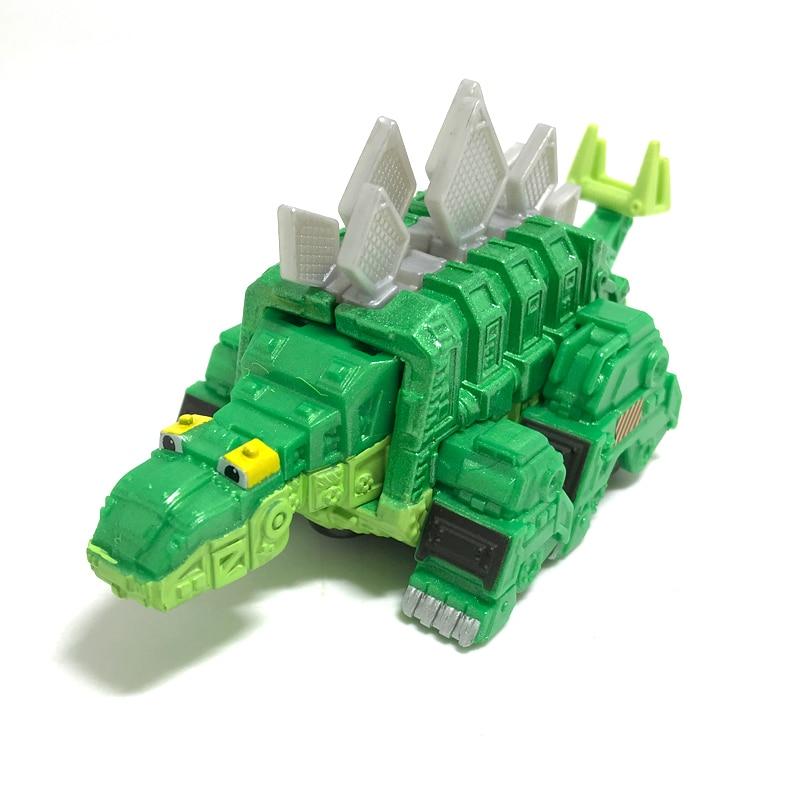 GARBY Dinosaur Truck Dinosaur Toy Car For Dinotrux Mini Models New Children's Gifts Toys Dinosaur Truck Child Cognitive Toys