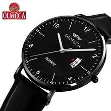 цена OLMECA Clock Luxury Sample Quartz Women Watches Water Resistant Luminous Hands Wristwatch Saat Montre Mesh Band онлайн в 2017 году