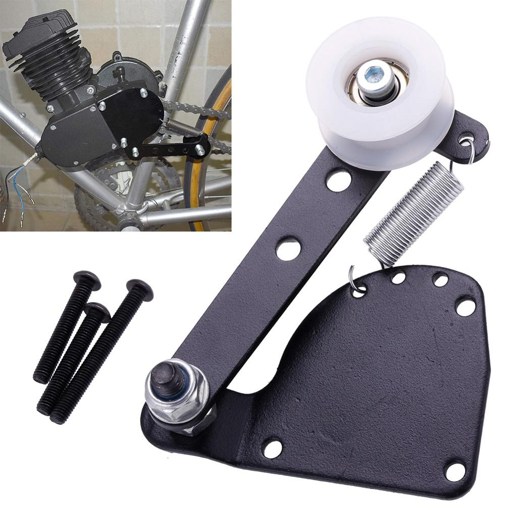 Chain Tensioner 49cc 66cc 88cc Black 2 Stroke Motorized Bicycle