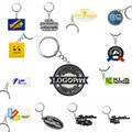 Personalized customized PVC Key chains Your Own Design Logo Custom made Design Key Ring Keychain for Wholesale