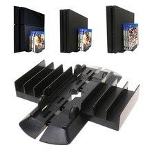 Disk-Holder Vertical-Cooling-Stand New-Bracket PS4 Multi for Slim Pro Heatsink