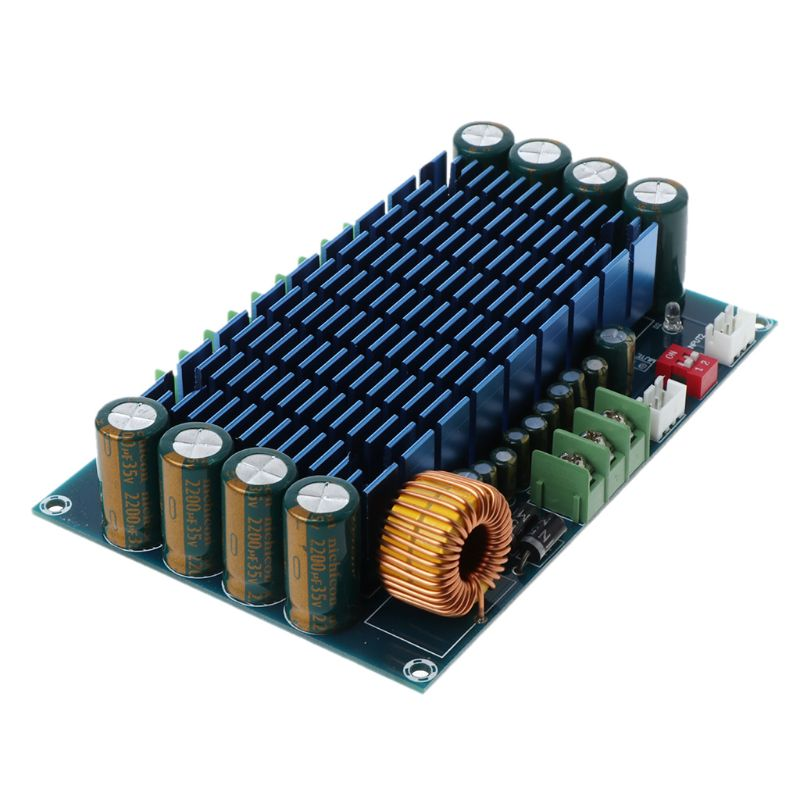 TDA7850 4x50W <font><b>Car</b></font> Speaker Digital <font><b>Amplifier</b></font> <font><b>AUdio</b></font> Board 4 Channel <font><b>DIY</b></font> AMP Module R2LC image