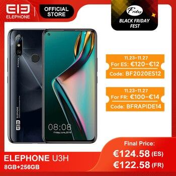 En+Stock+ELEPHONE+U3H+8GB+256GB+Smartphone+6.53+%22FHD+%2B+%C3%A9cran+Octa+Core+48MP+Sony+IMX586+24MP+Selfie+cam%C3%A9ra+sans+fil+de+charge+NFC+%E2%82%AC100-%E2%82%AC14+Code%3A+BFRAPIDE14+On+11.23+9%3A00+am