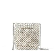 Small Women Bag Pearl Bag Designer Luxury High Quality Bead