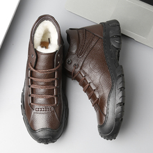 Winter Keep Warm Snow Boots Men Military Quality Special Force Tactical Desert Combat Ankle Boats Army Work Shoes *83208