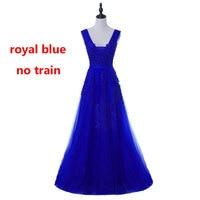 royal blue no train