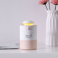 500ML Adjustable Spraying Air Humidifier Ultrasonic Mist Maker for Home Aroma Diffuser Aromatherapy Humidifiers Diffusers|Humidifiers| |  -