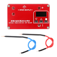 Lithium-Battery-Spot-Welding-Machine Nickel-Sheet Adjustable Mini Transistor 3-Working-Modes