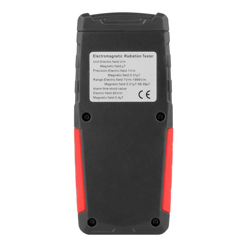 Image 3 - Portable Electromagnetic Radiation Detector Digital Electric Magnetic Field EMF Tester Computer Phone Radiation Survey Indicator-in Electromagnetic Radiation Detectors from Tools