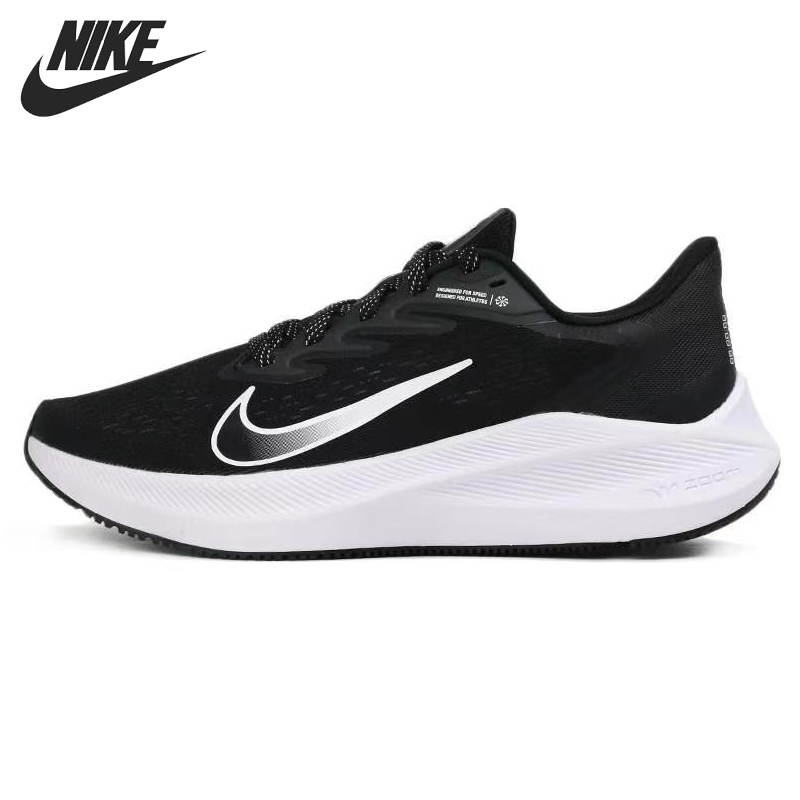 Original New Arrival NIKE WMNS NIKE ZOOM WINFLO 7 Women's Running Shoes Sneakers 1