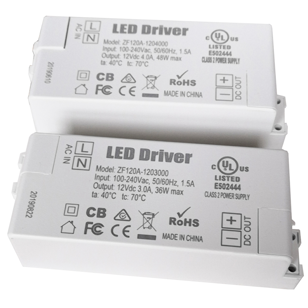TLD СВЕТОДИОДНЫЙ Драйвер 36 Вт 48 Вт источник питания AC/DC адаптер 100 В-240 в источник питания трансформатор освещения для светодиодный лампы