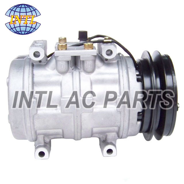 Mercedes-Benz 420SEL DENSO A//C Compressor and Clutch 471-0233 000230251188