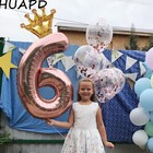 2pcs Birthday Balloo...