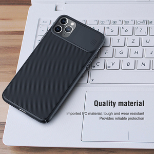 Image 5 - For iPhone 11 Pro Max Case NILLKIN CamShield Case protect camera PC Back cover for iPhone 11 Lens Protection back Case