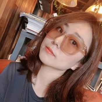 Gentle Papas men women Sunglasses Retro Square Sun Glasses  Men Women  Acetate Polarized UV400  Glasses With Original case 2