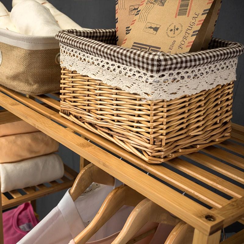 Modern Wardrobe Multifunction Storage Rack Orgnizer Floor Shoe Rack Large Capacity Clothing Hanger Coat Home Furniture