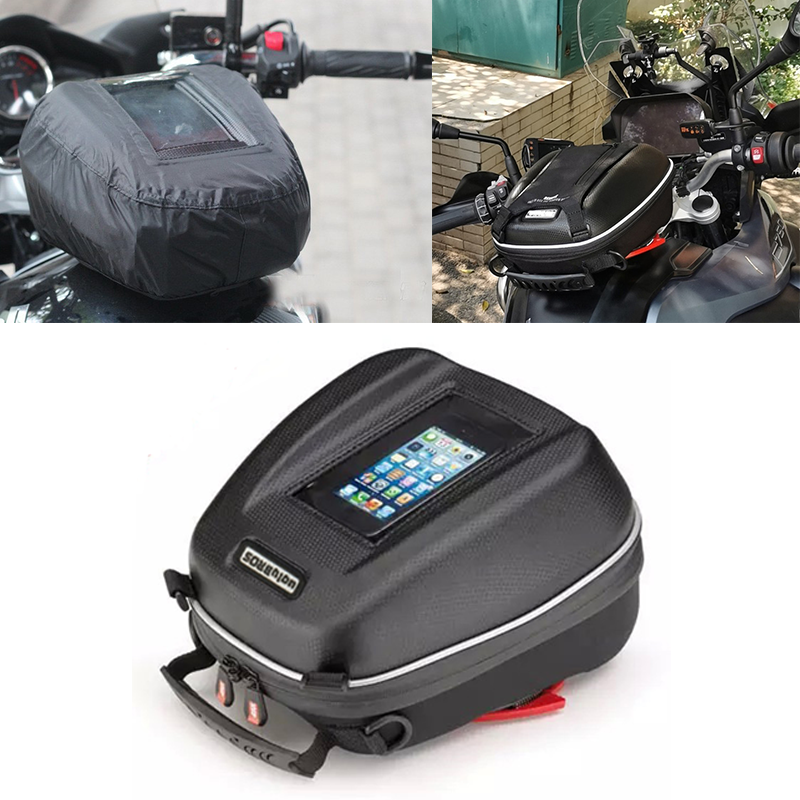 Suitable for Honda motorcycle fuel tank bag mobile navigation bag to send waterproof cover consultation model and year