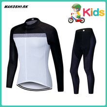 MTB Cycling Bib Shorts  Bike Jersey Set Ropa Ciclismo Triathlon Children Pro Team SPECIALIZEDING Clothing