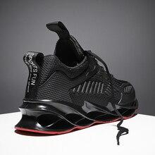 Trend Blade Warrior спортивная обувь амортизирующая амортизация спортивная обувь для мужчин дышащая спортивная уличная прогулочная обувь