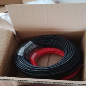 Image 5 - Солнечный PV кабель 10 м 4 мм2 6 мм2 красный/черный для панели солнечных батарей модуль домашняя станция солнечные наборы DIY системы 10AWG или 12AWG