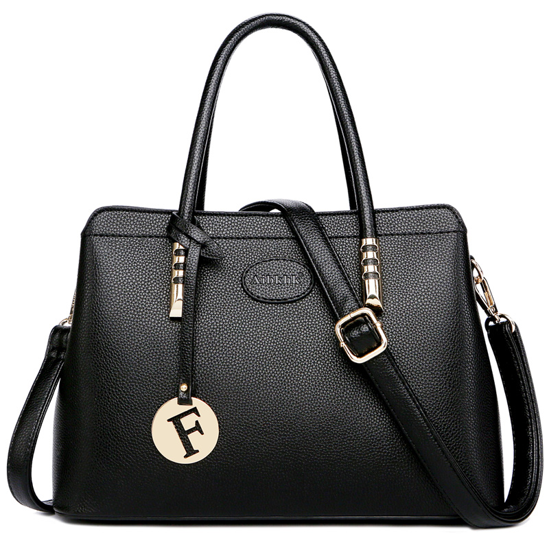 2019 New Fashion Bag Women's Genuine Leather Luxury Handbags Women Bags Designer Female Shoulder Bag Purse Bolso Mujer