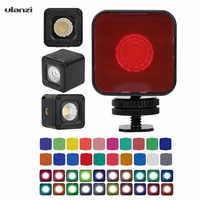 Ulanzi L1/ L1 Pro Waterproof Mini LED Light IP67 10M Built-in Lithium Battery 5500 200K for Gopro Action Camera Mobile Phone