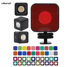 Ulanzi L1 Pro Waterproof Mini LED Light IP67 10M Built in Lithium Battery 5500 200K for Gopro Action Camera Mobile Phone