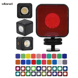 Ulanzi L1 Pro Waterproof Mini LED Light IP67 10M Built-in Lithium Battery 5500 200K for Gopro Action Camera Mobile Phone