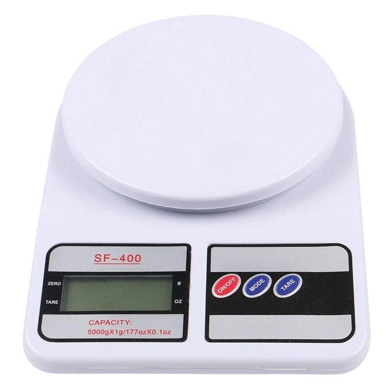 SF400 кухонные весы, цифровые пищевые весы, высокоточные кухонные электронные весы, 10 кг-0