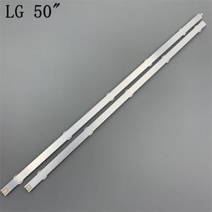 Image 5 - LED strip For 50LN5200 50L1350U E500i A0 50L4300U TC L50B6B 50L4353D LC500DUE SF R2 U2 50LA620S 50LN570V 50LN5100 6637L 0021A