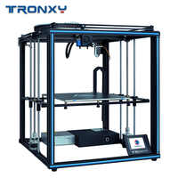 2019 Newest design Tronxy X5SA with touch screen Auto level DIY 3d Printer kit Full metal Large printing size