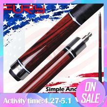 цена на FURY Official Store Pool Cue NA4 11.75mm&13mm Tiger Tip Cue Stick Selected Maple Shaft Taco Cue Professional Billiard Cue Newly