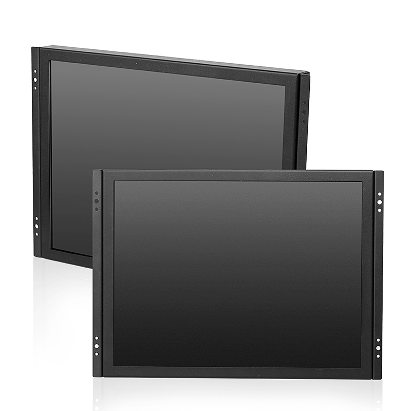 21,5 zoll Industrie <font><b>Monitor</b></font> mit Resistiven Touchscreen oder Glas image