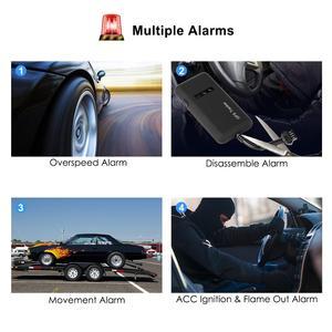 Image 5 - Mini GPS Car Tracker GPS Locator Cut Off Fuel TK110 GT02A GSM GPS Tracker For Car 12 36V Google Maps Realtime Tracking Free APP