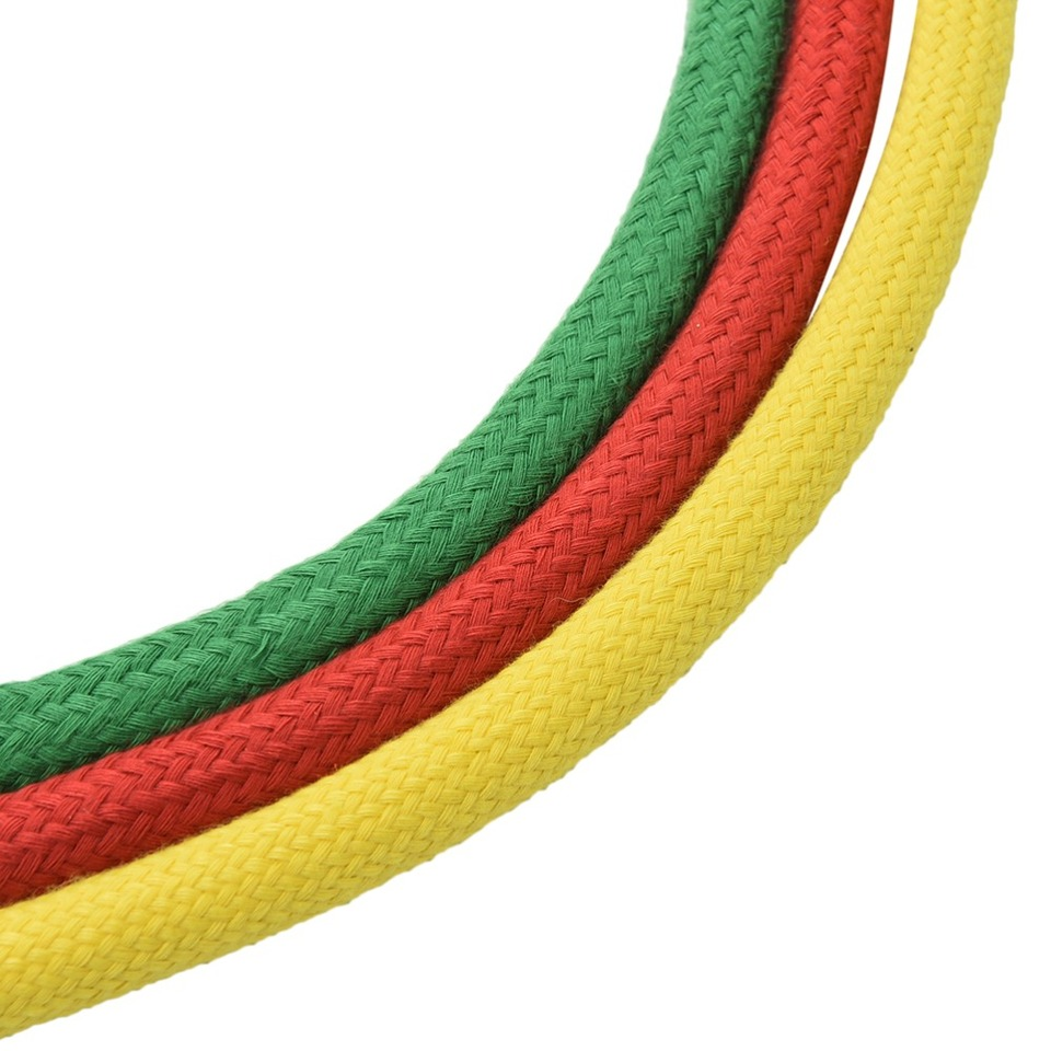 7haofang Stiff Rope Close Up Street Magic Trick Kids Party Stage Bend Tricky