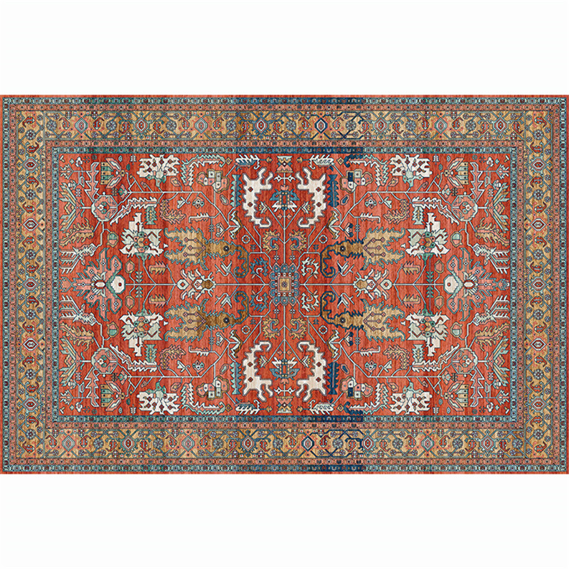 Vintage Morocco Carpets For Living Room Home Bedroom Bedside Persian Carpet Coffee Table Area Rugs Tapete Bohemian Floor Mats