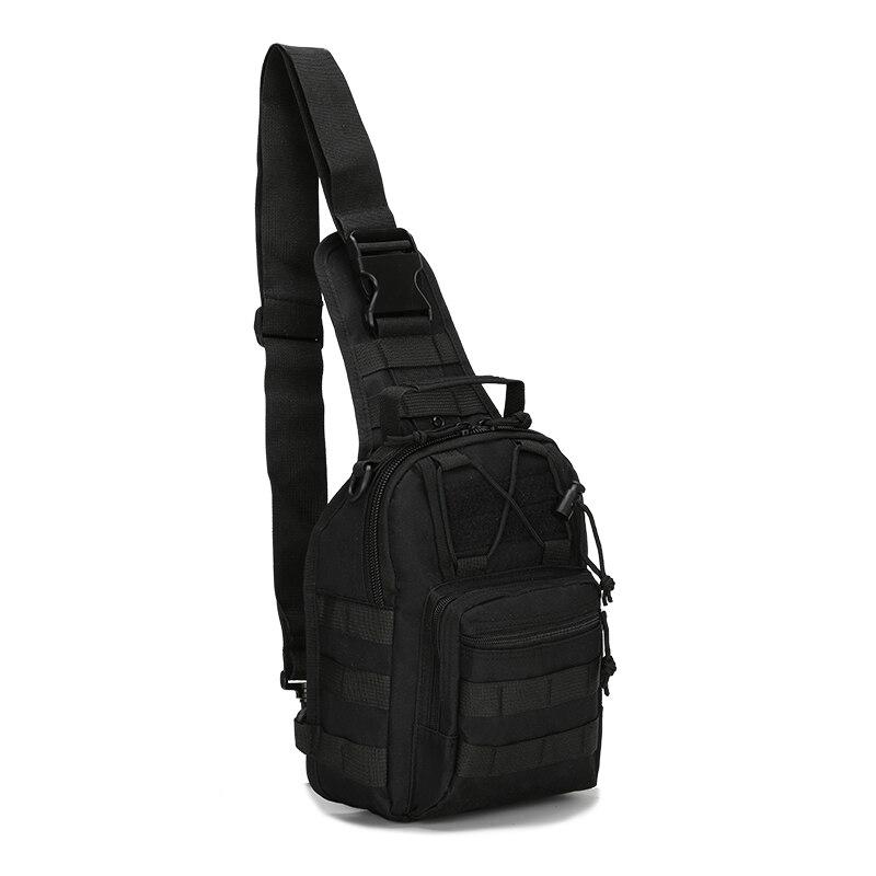 HUAOSHANG 600D Military Tactical Shoulder Bag Outdoor Climbing Hiking Hunting Daypack Fishing Shoulder Crossbody Bag Backpack Climbing Bags  - AliExpress