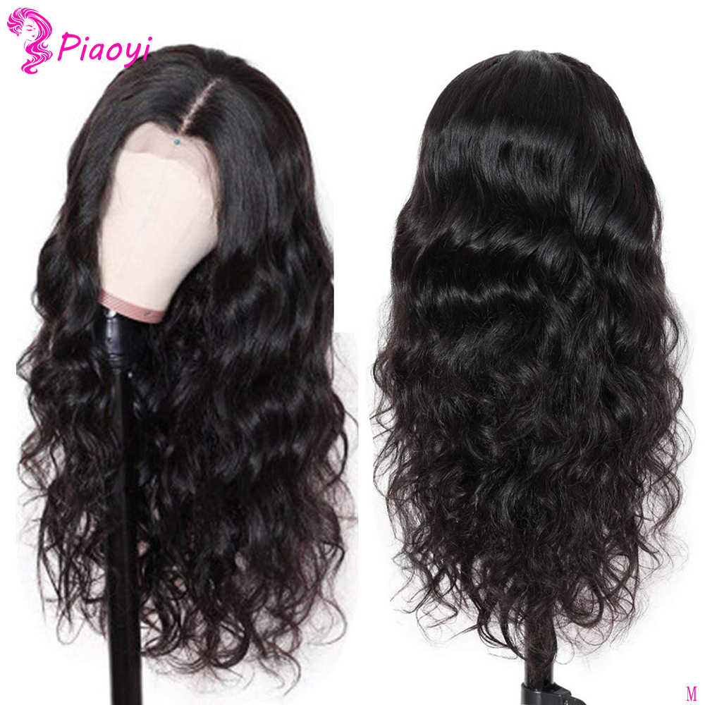 Lace Front Human Hair Wigs 13*4 Lace Frontal Wig Body Wave Lace Front Wig Brazilian Remy Lace Closure Wigs For Black Women