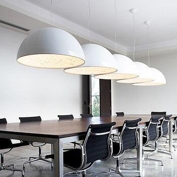 Céu Moderno Jardim Pingente Luzes Da Sala De Jantar Led Luminária Suspensão Quarto Luminária Sala Estar Pendurado Luminárias