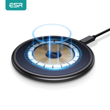 ESR Magnetic Wireless Charger for iPhone 12 Charger 15W HaloLock Fast Charging Pad for iPhone 12 Pro Max Samsung huawei