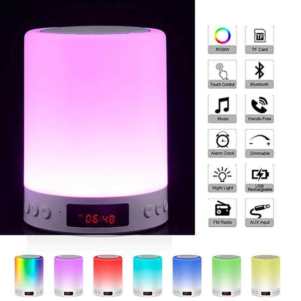 lámpara de 1 mesa En Tacile recargable 5 portátil Bluetooth SVpUMqzGL