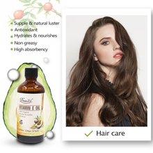 Massage naturel Spa avocat huile essentielle pressé à froid hydratant huile de ricin 100% Pure huile essentielle