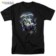 Farscape Rygel Smoking Guns T-Shirt Sizes NEW  Cartoon t shirt men Unisex New Fashion tshirt free shipping top ajax shirts