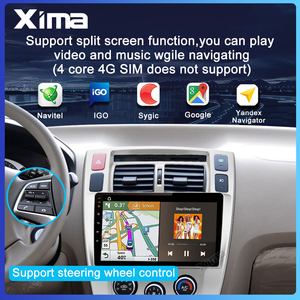 Image 3 - XIMA Car Radio Android 9.0 2G+32G DSP Multimedia Video Player For Hyundai Tucson 2006 2007 2008 2010 Navigation GPS 2 din