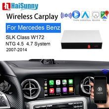 Беспроводной carplay для mercedes r171 r170 r172 r200 w172 slk