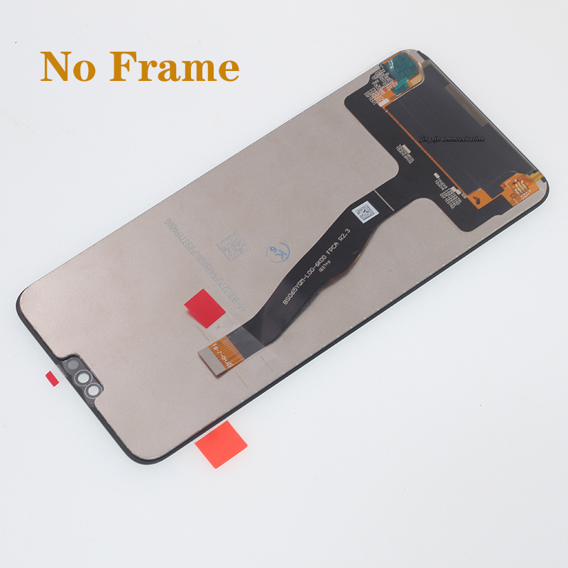 """Image 2 - 6.5 """"Original display For Huawei honor 8X LCD monitor + touch screen digitizer replacement for honor 8x JSN L21 JSN AL00 JSN L22-in Mobile Phone LCD Screens from Cellphones & Telecommunications"""