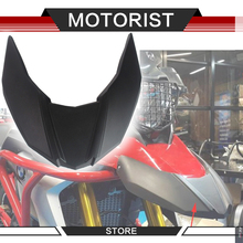 Motorcycle Front Fairing Aerodynamic Winglets ABS Plastic Cover Protection Guards BLACK FOR BMW G 310GS G310 GS g310gs 2017-2019