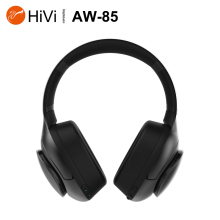 HiVi AW-85 AW85 Wireless Bluetooth 5.0 Digital ANC Headphone Headset,with wirele