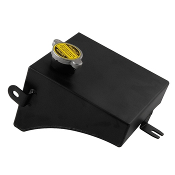 Car Modification Supplies Car Water Tank Triple-cornered Cooling Kettle Auxiliary Water Tank