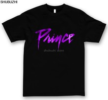 Rain T-SHIRT PURPLE in BLACK TOUR Music POP CULTURE ICON RIP S-3XL Sbz1221 Print Casual Cotton Short O-neck Regular Broadcloth(China)